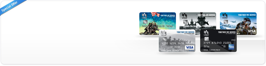 Usaa welcome to usaa get a special introductory apr reheart Choice Image