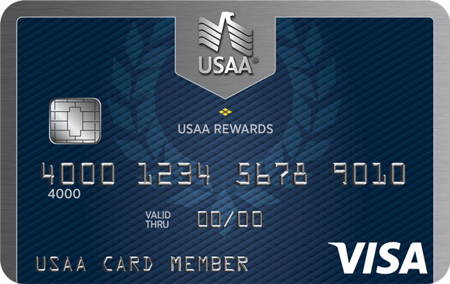 USAA Rewards Visa Signature® Credit Card | USAA